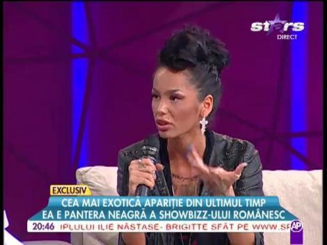 Alina Grigore, plină de operații estetice și tatuaje