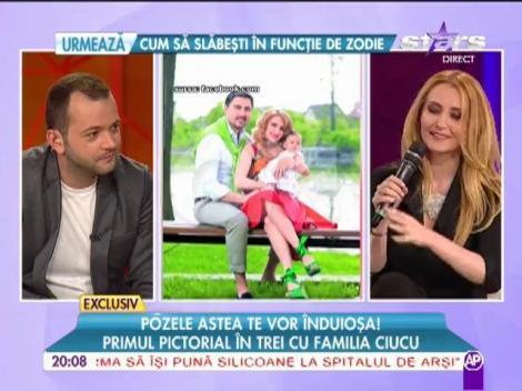 """Alina Sorescu: """"Îmi doream să nasc natural"""""""