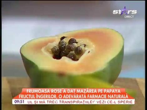 Papaya, o adevărată farmacie naturală
