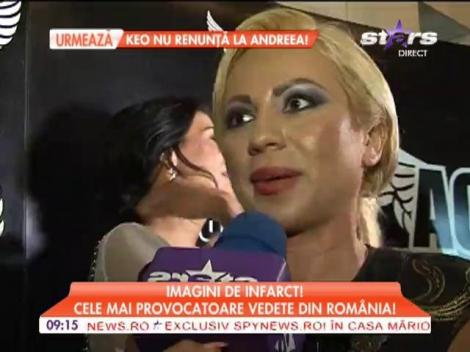 Cele mai provocatoare vedete din România