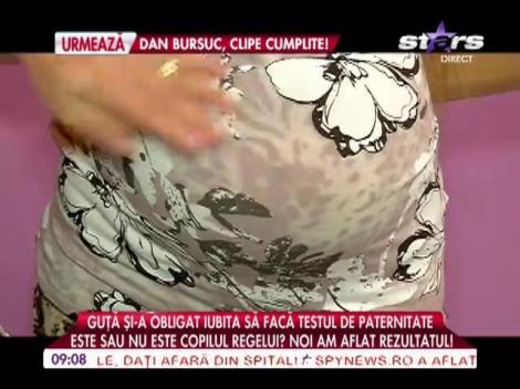 Nicolae Guţă şi-a obligat iubita să facă testul de paternitate