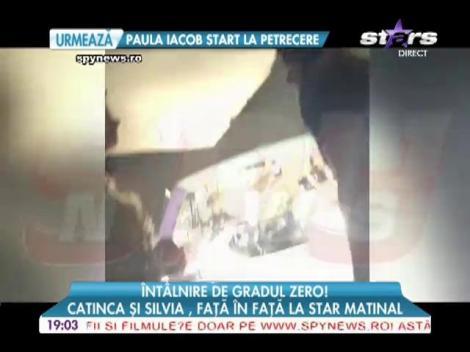 Catinca Roman și Silvia Chifiliuc, întâlnire de gradul zero