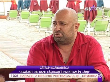 """Cătălin Scărlătescu: """"Eu am fost primul om din România care a importat busuiocul"""""""