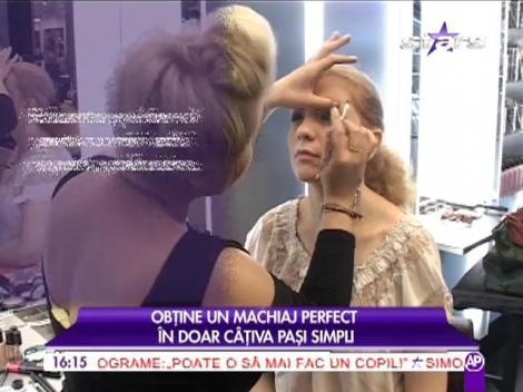 """Refresh by Oana Turcu"" i-a îndeplinit visul! Elena s-a transformat în Maria Cârneci"