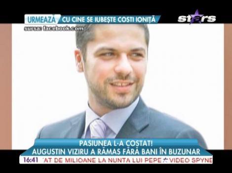 Augustin Viziru, probleme în afaceri