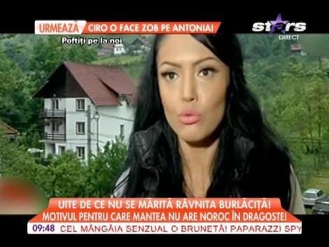 Motivul pentru care Andreea Mantea nu are noroc în dragoste!