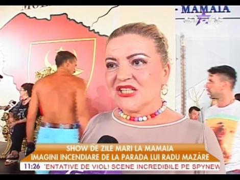 Parada lui Radu Mazăre! Show de zile mari la Mamaia