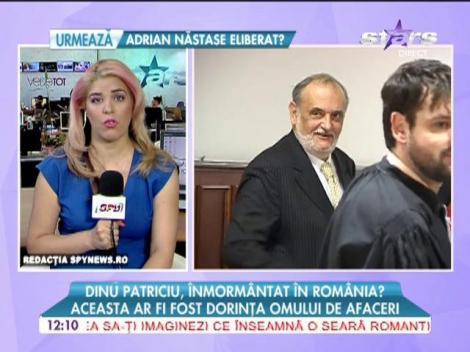 Dinu Patriciu ar putea fi înmormântat în România!