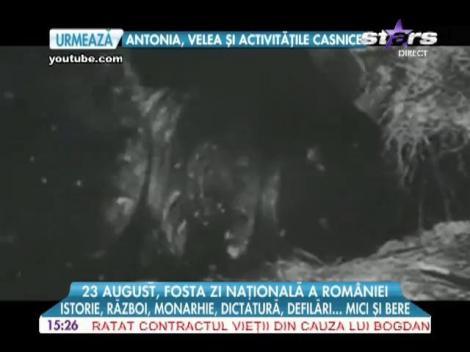 23 august, fosta zi națională a României