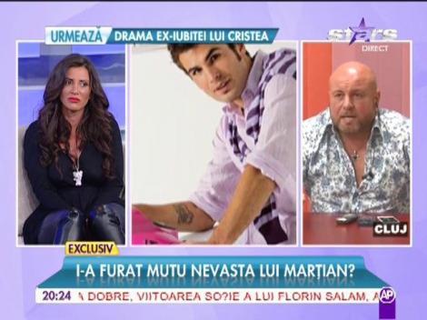 """Adrian Marțian: """"Mama lui Adrian Mutu a semnat acte în fals"""""""