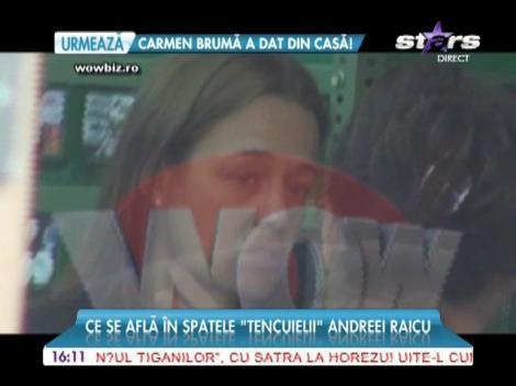 Andreea Raicu arată groaznic fără machiaj!