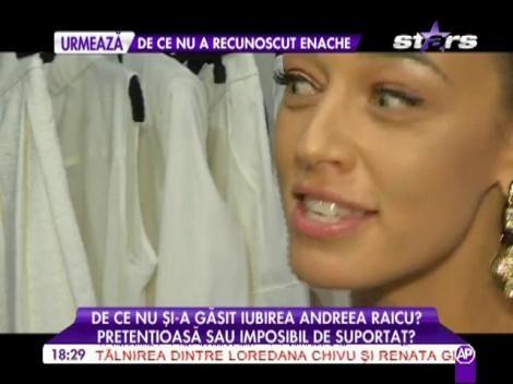 Lista iubirilor Andreei Raicu