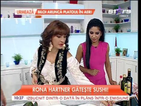 Rona Hartner, o mamă de vis!