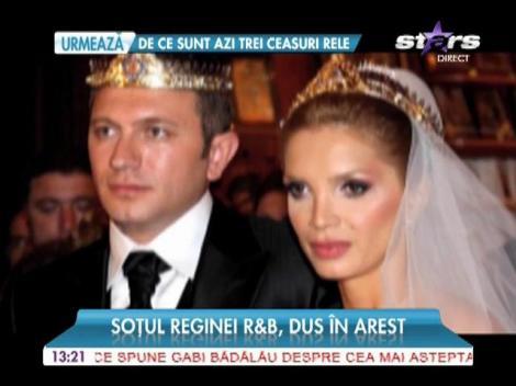Soţul Cristinei Spătar, Alin Ionescu, este în arest!