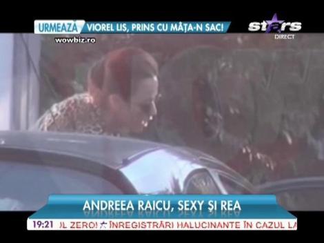Andreeea Raicu, apariţie de senzaţie!