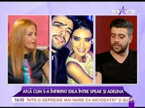 Adelina Pestriţu a fost deconspirată! Speak a dat din casă!