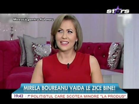 Mirela Boureanu Vaida s-a dat pe manele!