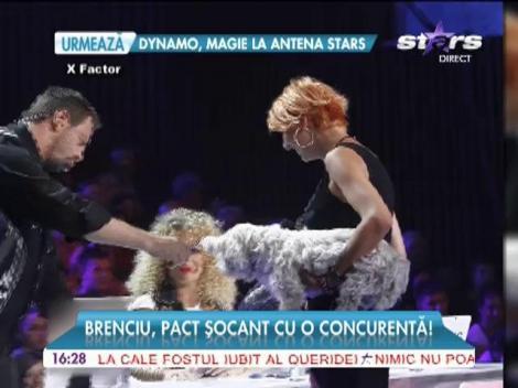 Horia Brenciu, aroganță maximă la X Factor