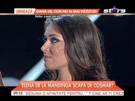 Elena de la Mandinga a găsit secretul frumuseţii! Iată cum scapă de acnee!
