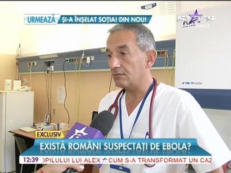 România se pregăteşte de Ebola!