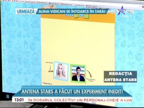 Cum ar arăta copilul Andreei Bălan? Crezi că seamănă cu artista sau cu iubitul ei?