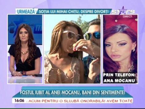 Primele declaraţii ale Anei Mocanu, după ce s-a spus că fostul iubit a profitat de imaginea ei ca să facă bani