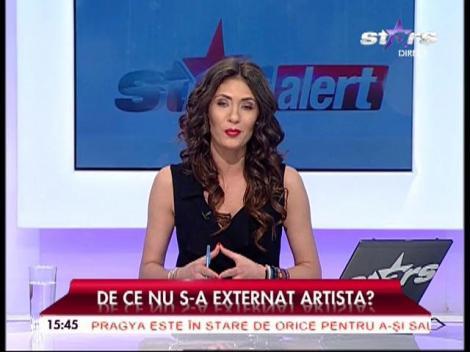 Alina Sorescu, de opt zile în spital! Ce a declarat Alexandru Ciucu despre întârzierea externării?