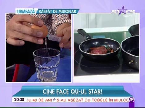 VIDEO / Sânziana Buruiană, o gospodină irezistibil de sexy! A încondeiat ouă de Paşte îmbrăcată într-o rochie cu decolteu până la buric