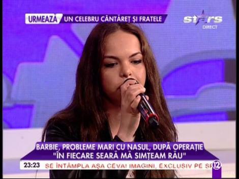"""Barbie de România, detalii fierbinţi despre relaţia cu fotbalistul! Adolescenta şi-a stabilit """"standarde înalte"""""""