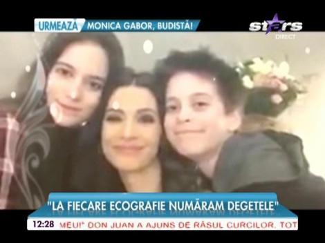 """Andreea Berecleanu, mărturisiri despre sarcină: """"La fiecare ecografie număram degetele..."""""""
