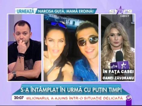 Oana Zăvoranu s-a măritat! Care au fost singurele două persoane care au fost de faţă