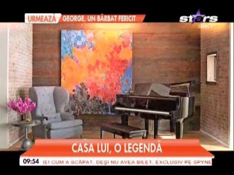 Casa lui, o legendă! Luxul şi opulenţa descriu apartamentul lui John Legend!