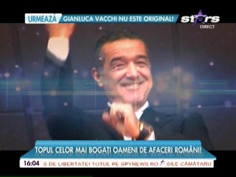 Topul celor mai bogați oameni de afaceri români!