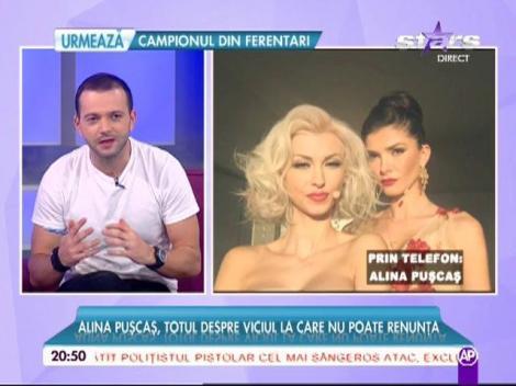 """Alina Puşcaş, sfetnicul Andreei Bălan: """"Toate discuțiile noastre sunt despre copii"""""""