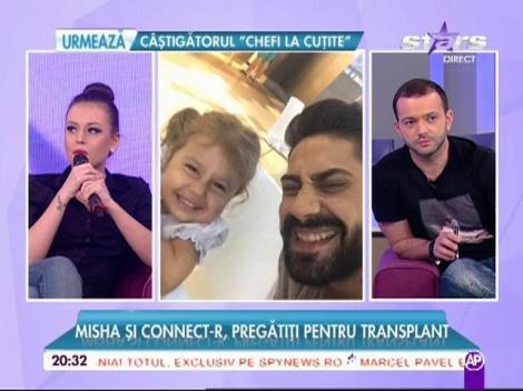 Misha este de nerecunoscut! Uite cum arată acum soția lui Connect-R! (VIDEO)
