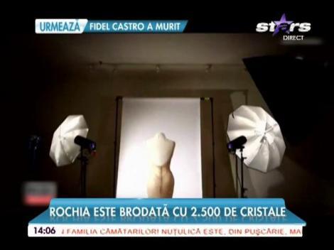 O rochie purtată de Marilyn Monroe, vândută cu 4,8 milioane de dolari!