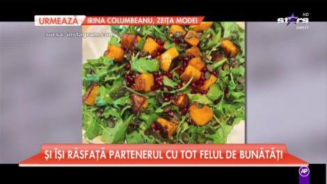Soția lui John Legend, modelul Chrissy Teigen, iubește bucătăria