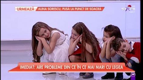 Alina Sorescu, colind de Crăciun