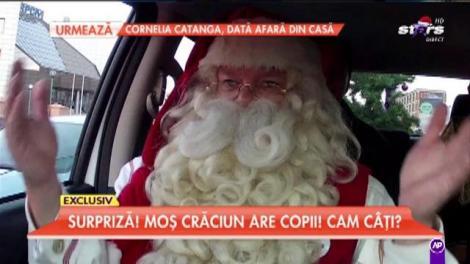 Interviu exclusiv cu Moș Crăciun