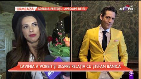 """Lavinia Pârva, iubita lui Ștefan Bănică, declarații surprinzătoare: """"Există inelul, dar..."""""""