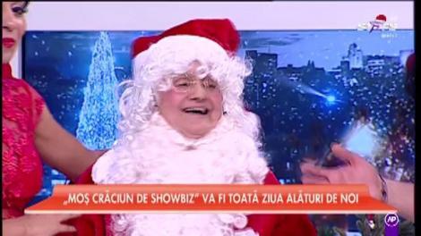 Moș Crăciun este femeie! Camelia Mitoșeru a îmbrăcat costumul îndrăgitului personaj