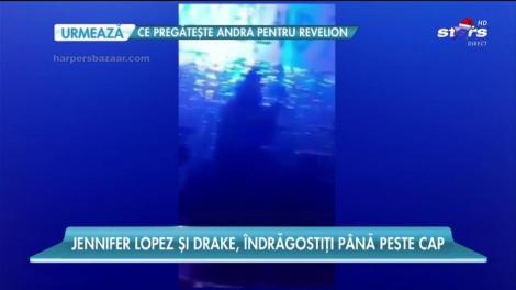 Atingeri interzise si dansuri lascive in public!! Jennifer Lopez și Drake, indragostiti pana peste cap!