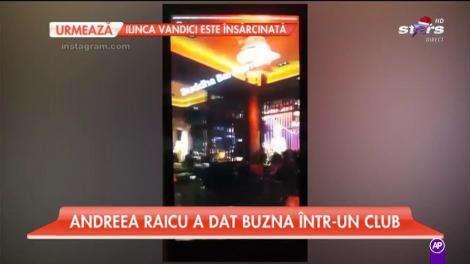Andreea Raicu îşi face de cap în Maroc