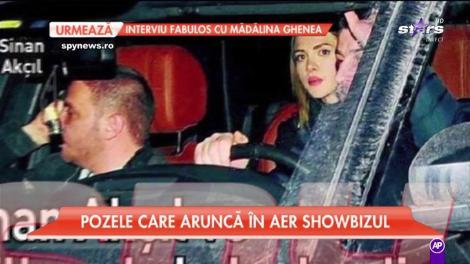 Bilionera, surprinsă în miez de noapte în mașina unui bărbat celebru