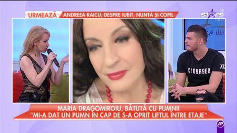 Maria Dragomiroiu, bătută cu pumnii și târâtă în stradă! Fanii au fost șocați când au aflat detaliile cutremurătoare!