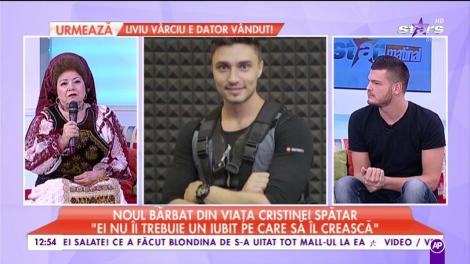 Cristina Spătar a fost prinsă în timp ce se săruta cu antrenorul de fitness Tibi Vărzaru