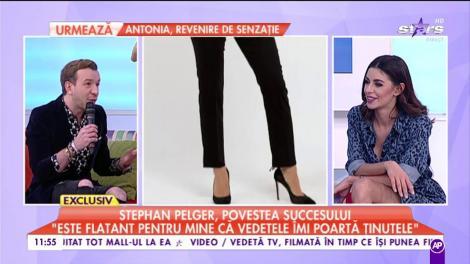 Stephan Pelger, povestea de succes! Este adorat de Andreea Raicu, Laura Cosoi și mai ales de Carmen Iohannis!