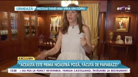 Fiica unui milionar celebru, pentru prima dată la tv! Adina Alberts ne-a deschis uşa casei!