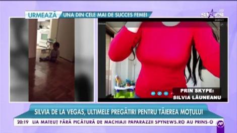 Silvia de la Vegas s-a mutat în casă nouă la New York!