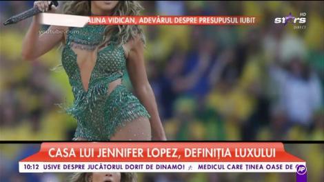 VIDEO! Casa lui Jennifer Lopez, definiția luxului! Imaginile cu noul cuibișor de nebunii al lui J.Lo și Drake fac înconjurul internetului